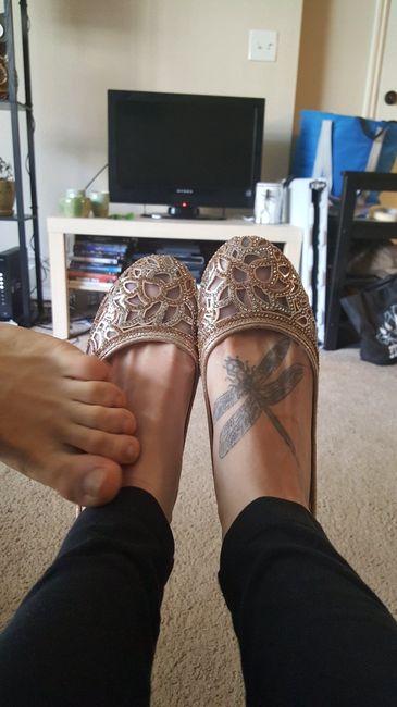 Wedding shoes!! 6