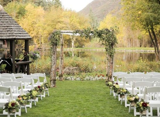 Show us your wedding venue! 3