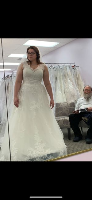2020 wedding dresses!! Just bought mine!! 4