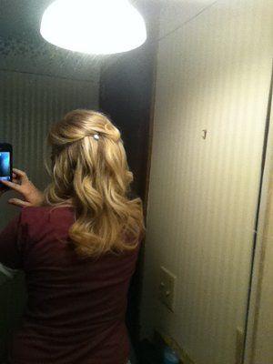 Hair Trial Pics