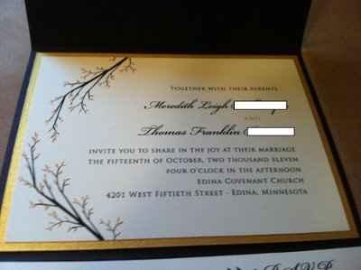 Custom Invites... *Pics*