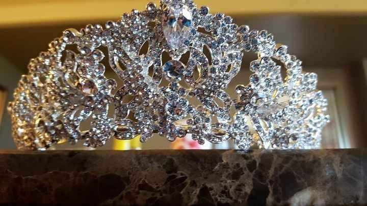 Should I wear a tiara?