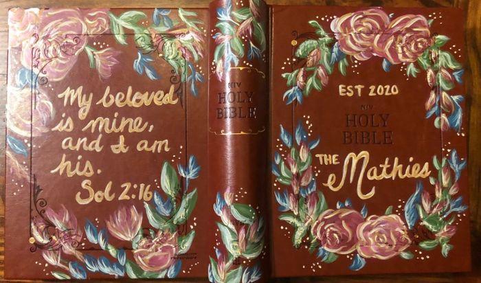 Unique Wedding Guest Books? Show Me Yours! 3