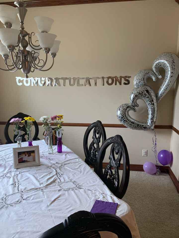 My bridal shower was yesterday 🥺💍 Heavy Pictures - 2