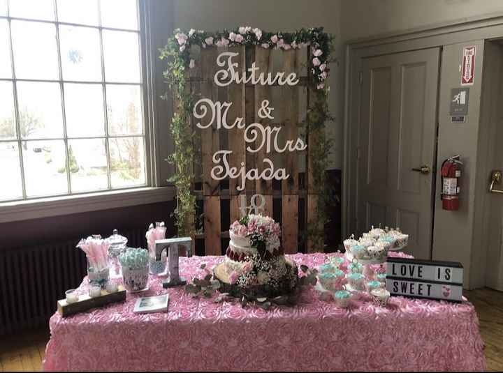 Bridal shower non-pro bam! - 8