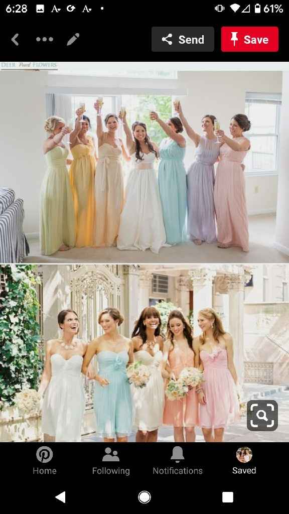 Let hear about your wedding vibe/theme ladies 😊 - 1