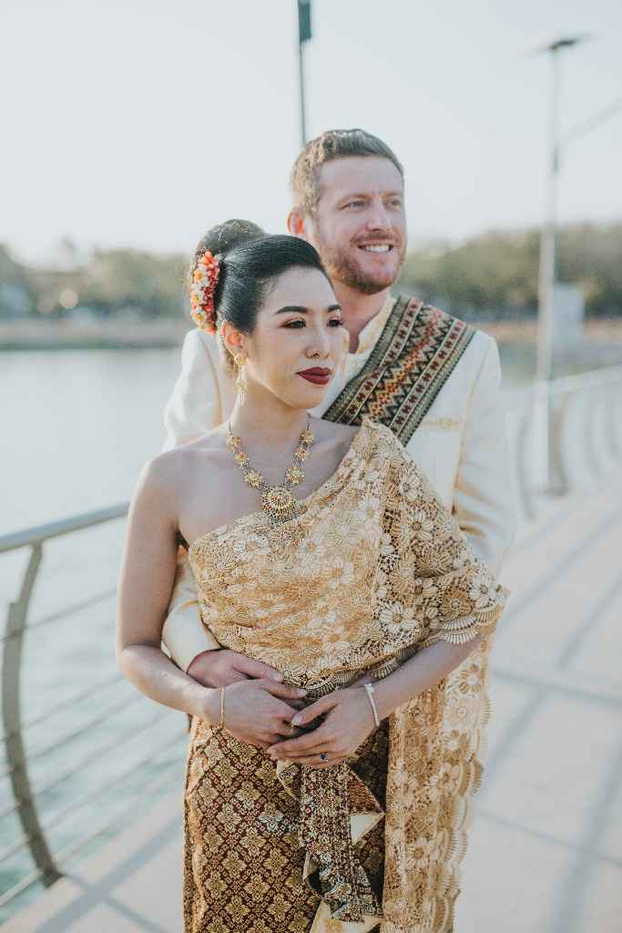 Any brides having a cultural dress also? - 1