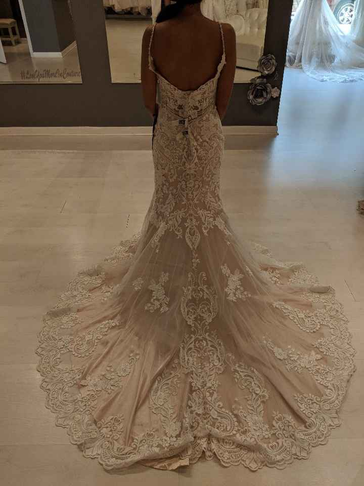 i picked a dress!!!! - 2