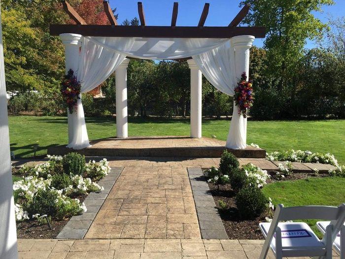 Wedding Arbor Decorations Weddings Do It Yourself Wedding