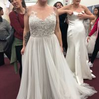 It's Time for a WW Bridal Fashion Show!!! - 2