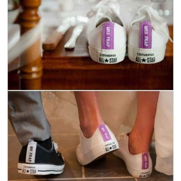 Share Your Wedding Shoes! - and Advice!