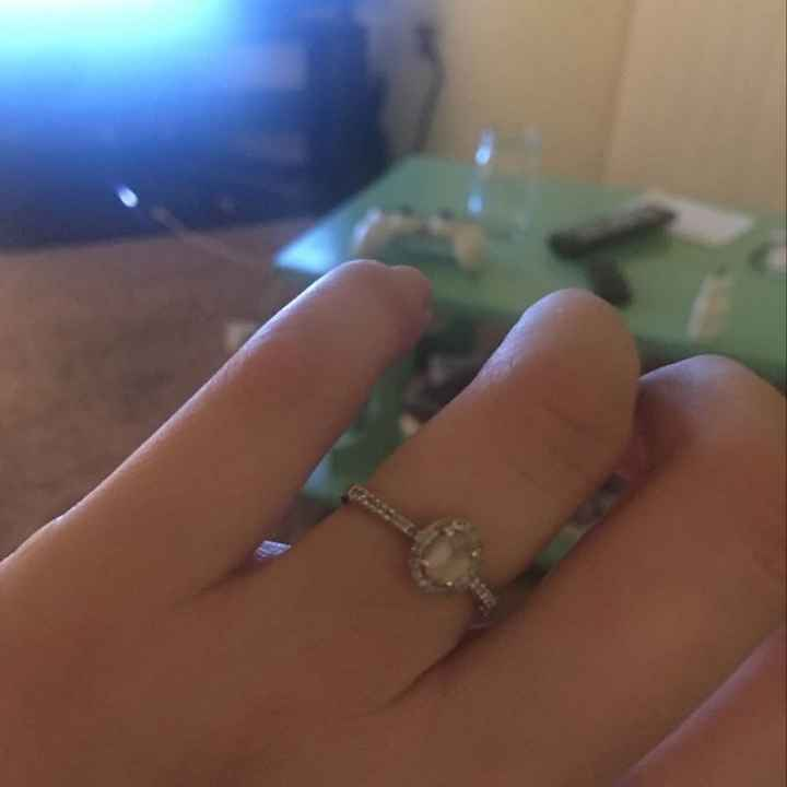 Engagement ring pictures?