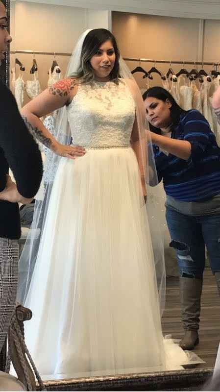 Show your dresses!!