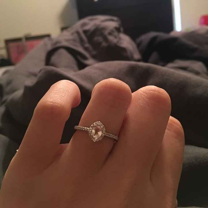 Unique engagement rings?!?