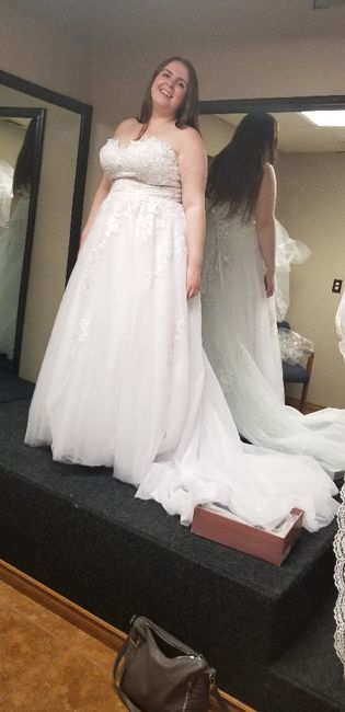 Let's see the dresses. 6