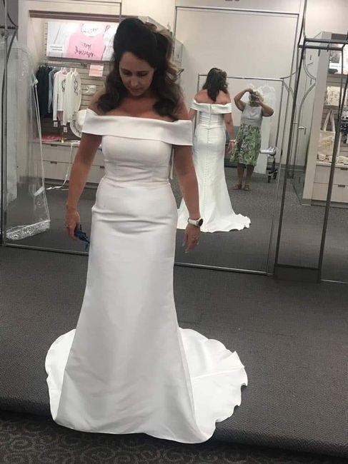 Dresses from David's Bridal 14