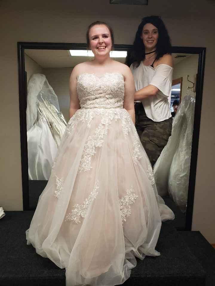 Bridesmaid Dresses... the drama. - 2