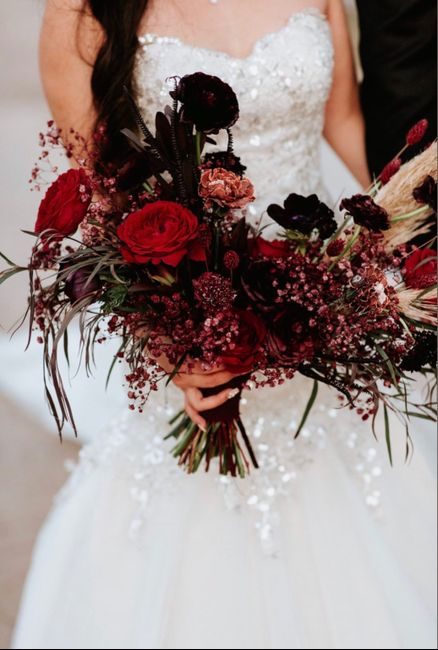 Let's share our bouquets! Followed by words of encouragement 2