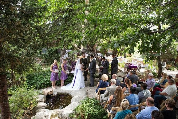Does Anyone Know A Few Good Spots In The Forest To Have My Wedding