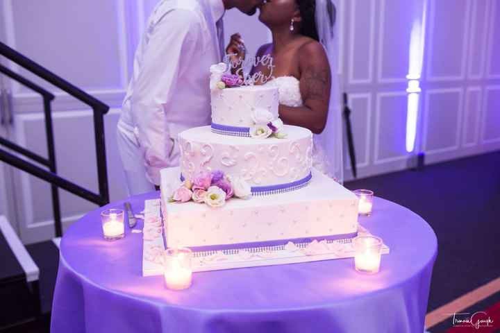 Share your wedding cake! - 1