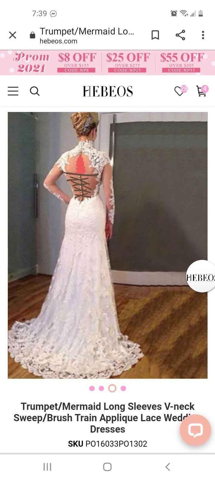 Dress opinion - 3