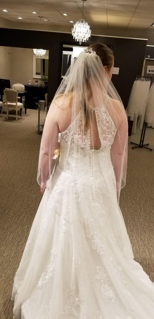 What color is your wedding dress? 12