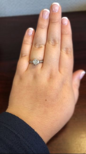 Brides of 2021! Show us your ring! 14