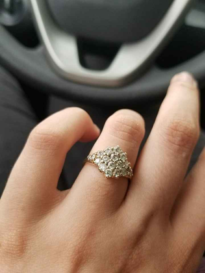 Show me your rings!