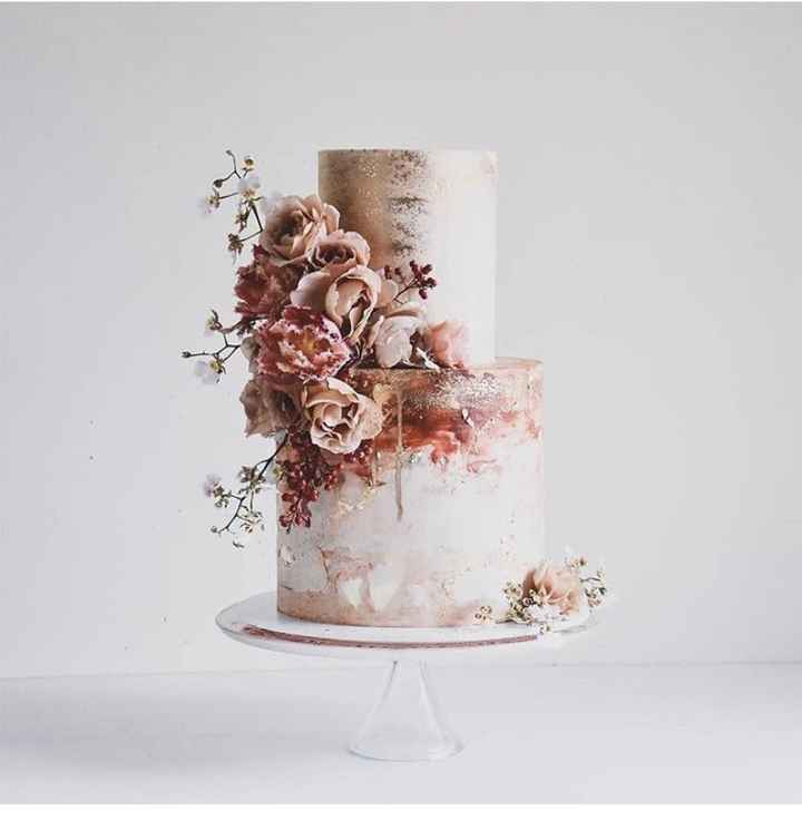 Wedding cake flower and pricing - 1