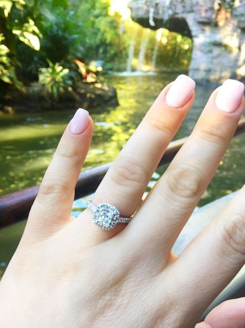Brides of 2020!  Show us your ring! 19