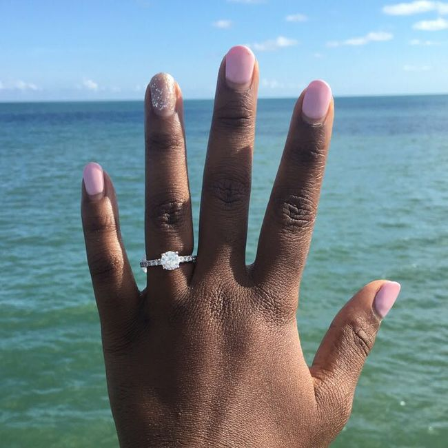 Brides of 2021! Show us your ring! 5