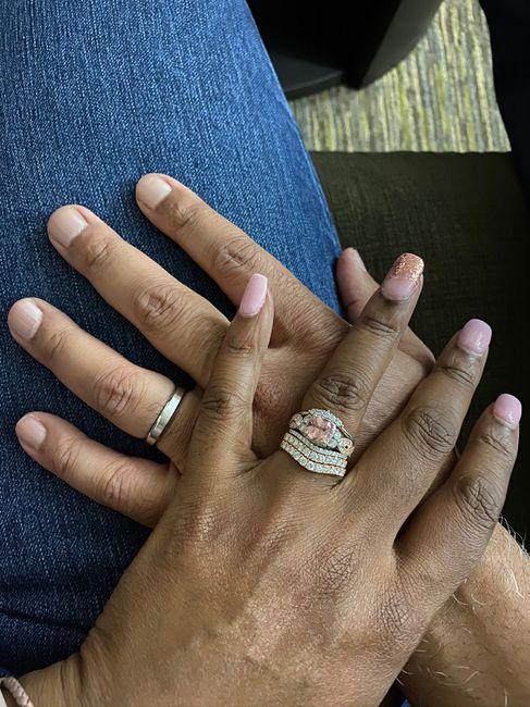 Let me see those rings! - 2