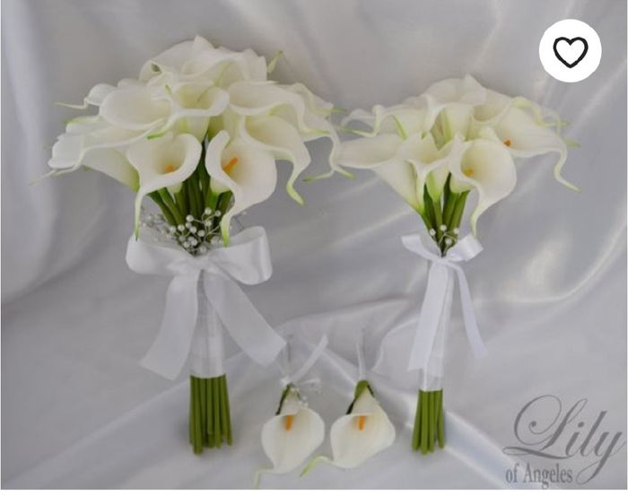 Bridal Bouquet: Color or White? 4