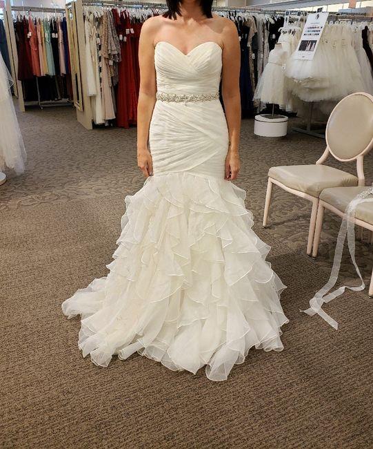 My dress 10