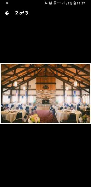Ceremony and Reception at the same hall? 1