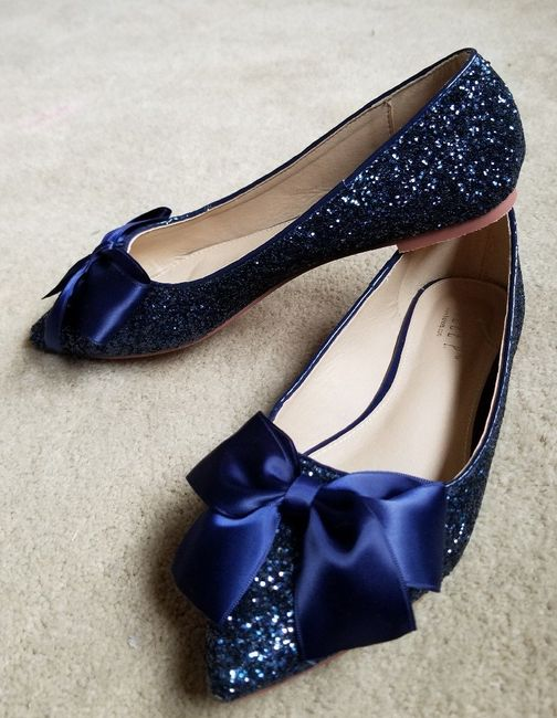 Curious what everyone's wedding shoes look like? 19