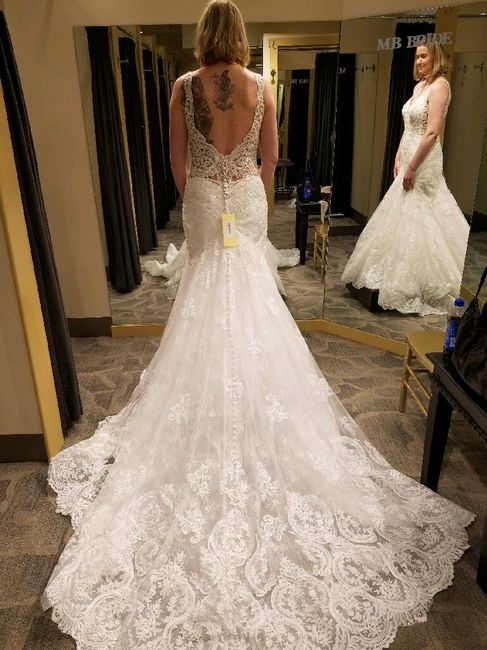 Wedding Gown Alterations 1
