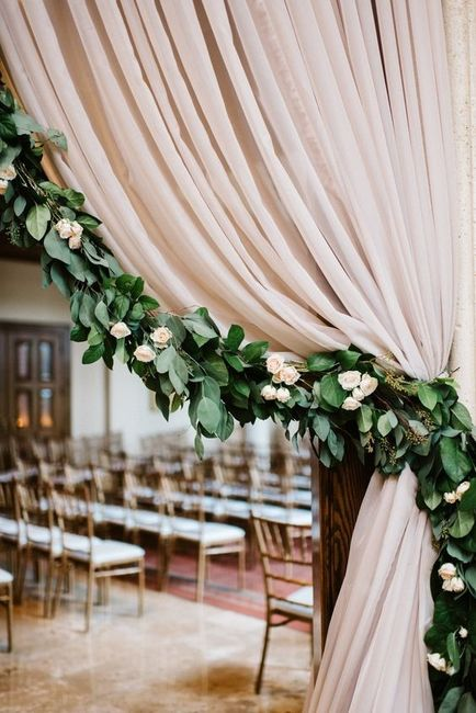 Need recommendations for the best draping fabric! | Weddings, Style ...