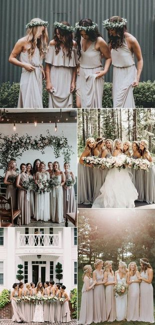 Green and White Wedding - Bridesmaids?!? - 1