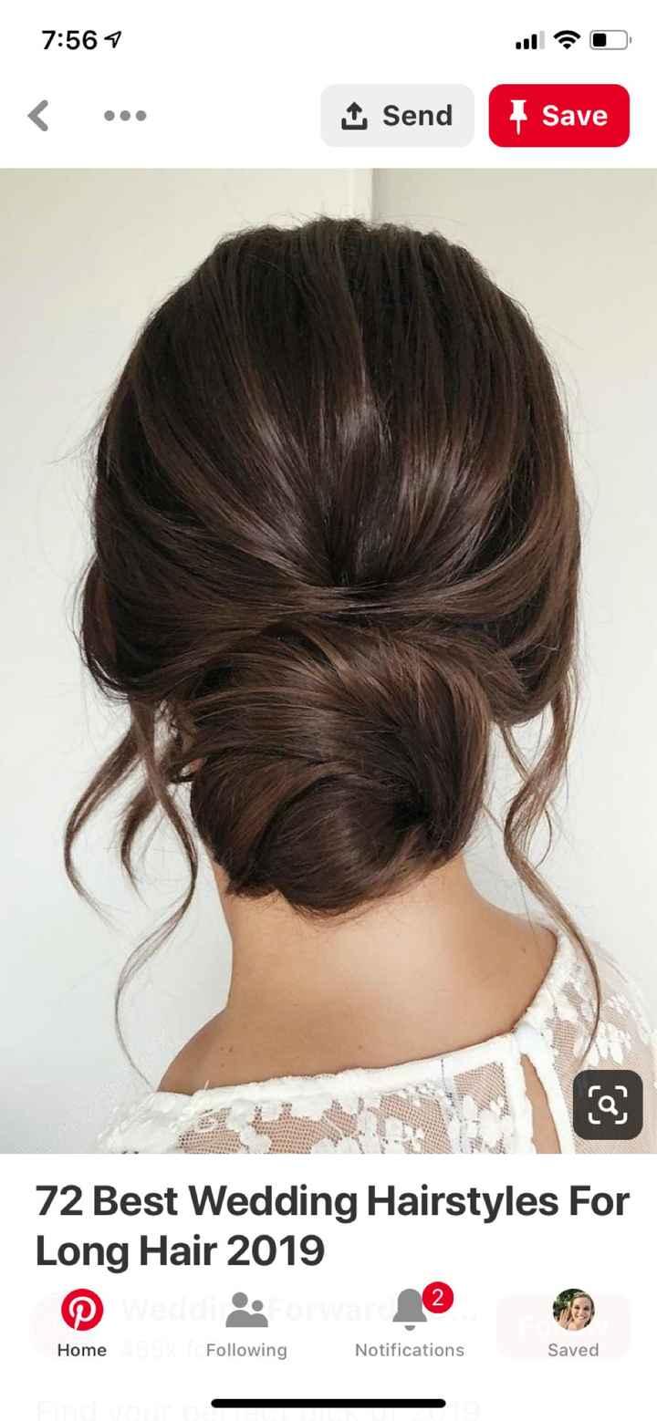 Wedding hair! - 3