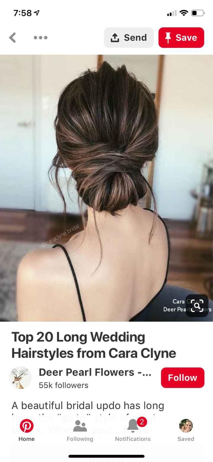 Wedding hair! - 4