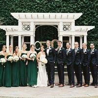 Bridesmaid dresses - 1