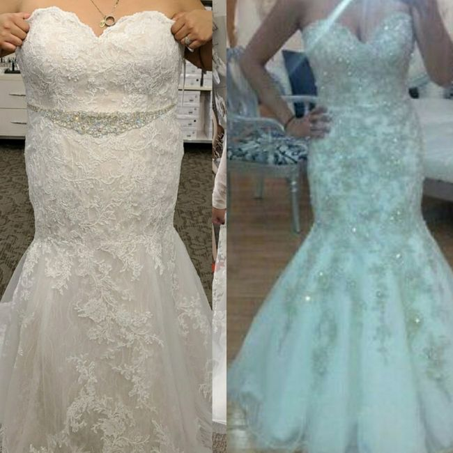 Saying yes to a dress 1