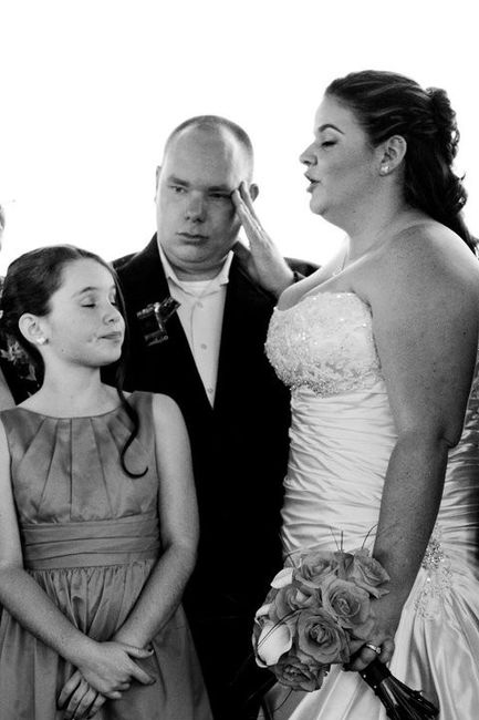 """Funny (""""Real"""") Wedding Pictures"""