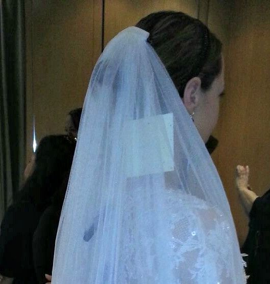 cheap for discount 338c9 591b4 Attn: Fabric/veil gurus! What is morbido tulle and can I ...