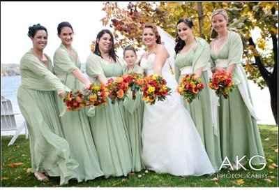 Boston Brides!!!