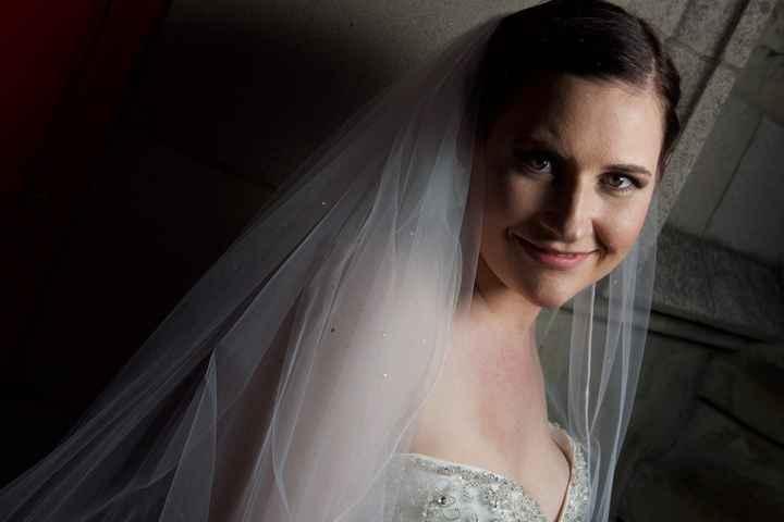 Wedding veil!