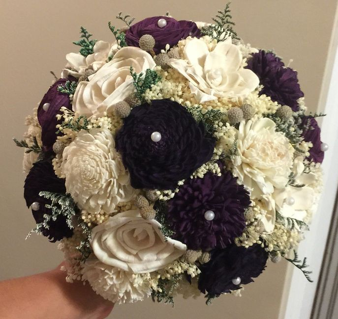 What does your bouquet look like?