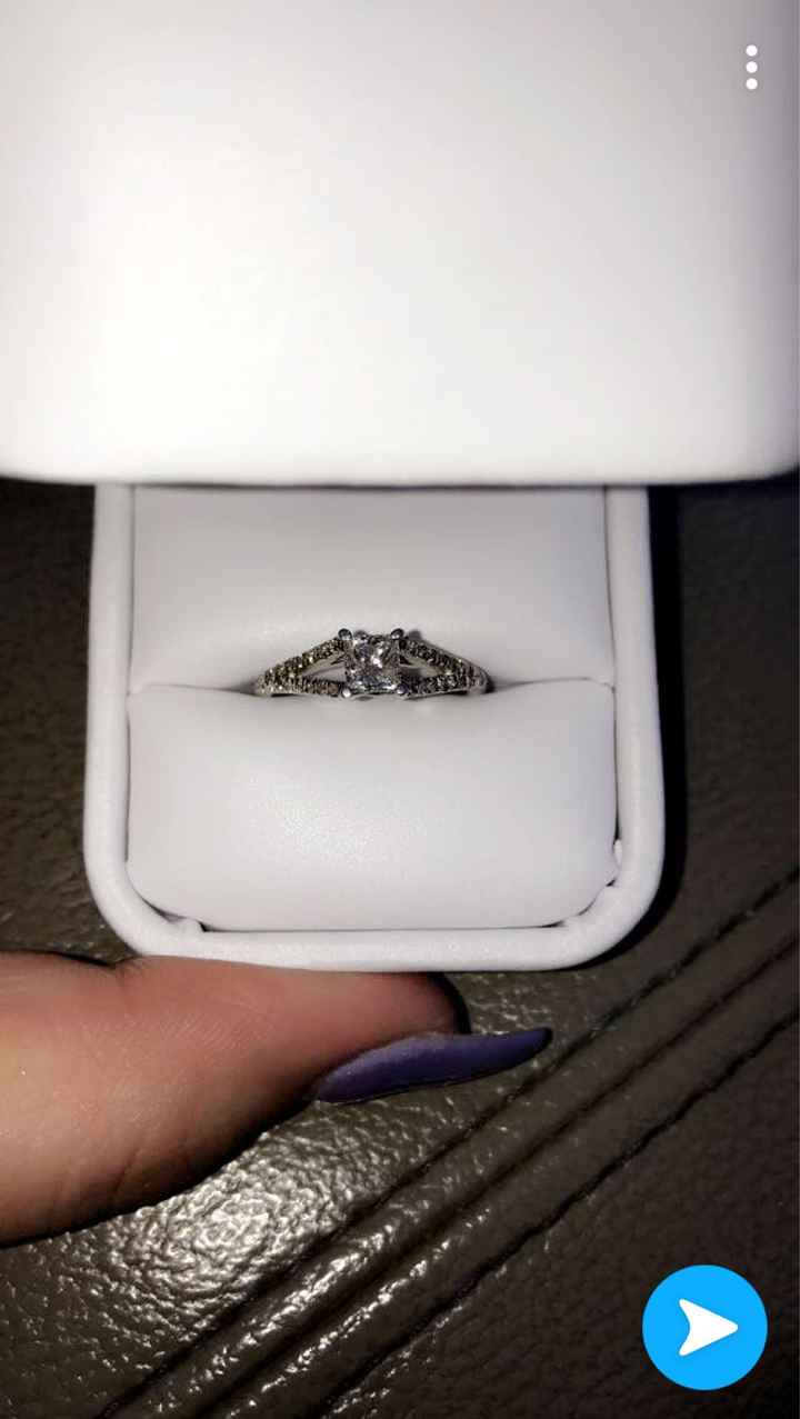 Just Got My Engagement Ring!! - 1