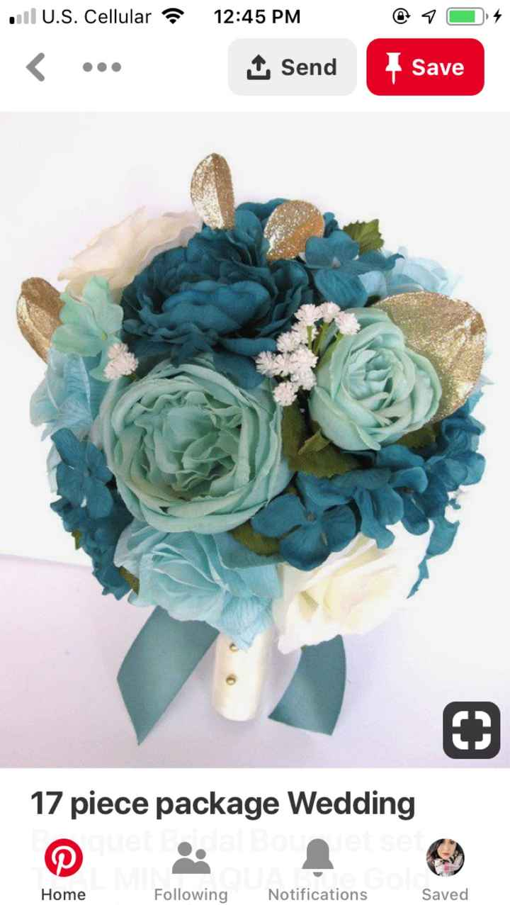 Flowers for a winter wedding? - 1